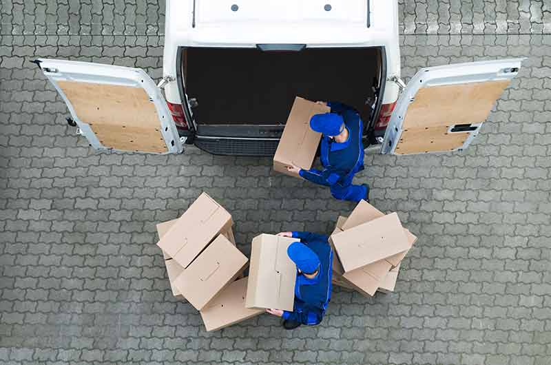 Package, Storage, and Campus Redelivery Services